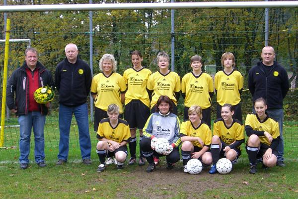 Damenmannschaft SV Bad Lauterberg